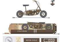 WW II / WW II, vehicles, equipment. Druga Wojna Światowa, pojazdy, wyposażenie