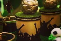 Voetbal Sweettable