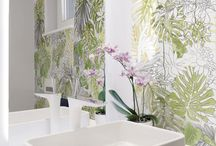 Jungle Style | DESIGN / Urban jungle is the newest trend in interior design: decorate your home with tropical plants and floreal patterns! Here you can find cool inspirations in order to put nature in your interiors! #junglestyle #urbanjungle #tropicalstyle