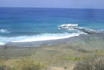 Praia \o/ / Para quem ama o sol, e ondas e o mais puro céu azul... ^^