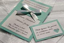 Svatba / mátová svatba - inspirace na vše
