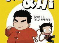 Ki & Hi manga