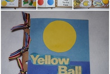 Before Five In A Row - Yellow Ball / by Danielle Leonard - The Frugal Navy Wife