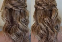 HAIR IDEAS...