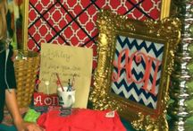 Sorority Crafts / by Madison Thain