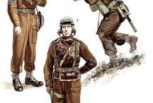 British Uniform WWII
