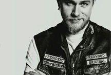 Charlie Hunnam ~ Jax Teller