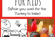Kids During The Holidays / Fun stuff for the kiddos!