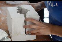 moldes de yeso