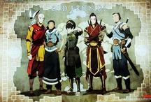 Team Avatar / by Frankie Gonzalez