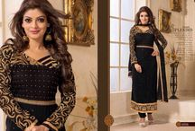 Kavya Black Anarkali Salwar Suits / Top:- 60 Gram Bottom:- Shantton Inner:- Shantton Dupatta:- Nazneen Size:- Up to 42 chest size Occison:- Party wear Work:- Pure embrodairy  Wash:- Dry Clean  Shipping Time:- Ready to ship Weight:- 1 kg For inquiry Call or Whatsapp @ 09173949839