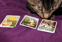 Mystic Purrs / My Etsy Shop  #Tarot #Reiki for #pets / by Marie Symeou