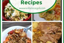 Instant Pot Recipes / Looking for an easy dinner idea you can make in your instant pot? Look no further than these easy instant pot recipes and enjoy dinner at home with the family!