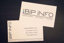 Bip Info / L'agence