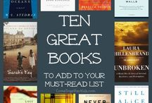Books Wish list