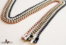 Crafting Chains & Necklace Supplies / Have creating awesome DIY necklaces. www.lillyds.com