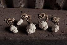 Joyería  contemporánea cerámica