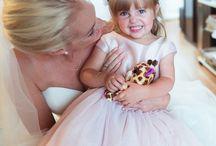 Bruidskinderen / Wat doen jouw kinderen aan en hoe geef je ze een rol in de bruiloft? Ontdek het hier!