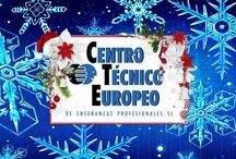 FELICES FIESTAS / Todo el Equipo de CENTRO TÉCNICO EUROPEO, os desea unas FELICES FIESTAS A TODOS!!!  GRACIAS POR ESTAR AHÍ!!!!