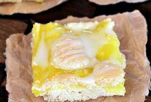 Lemon...pucker Up / Lemon recipes / by Angela Virissimo
