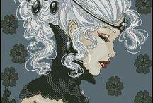 czarna dama xxx