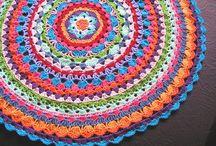 Crochet-Circles / by Lori Duncan