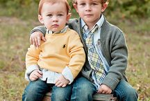 Photographing brothers
