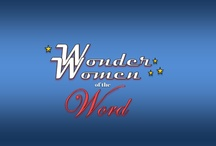WONDER WOMEN / Follow us as we learn from the wonderful women of the Word.   / by Bible.is