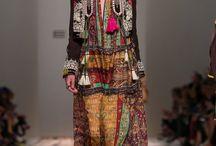 Boho, Hippie Fashion