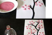 Crafts / by Tina Wolken