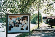 Tourisme à Croissy-sur-Seine / Visiter Croissy-sur-Seine, l'espace culturel nommé Espace Chanorier en souvenir du dernier seigneur de Croissy, Jean Chanorier.