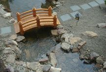 Water features worth featuring / Ponds, streams, waterfalls, fountains, and water features.