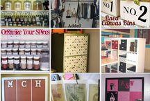 Organize / by Marsha Wilson