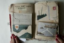 Journals letters books