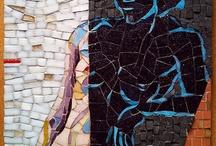 mozaik artist