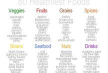 Sunt og godt - div tips / Tips til mat som er sunt, lett, raskt og sånt :-D