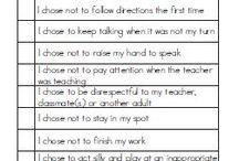 classroom discipline/motivation