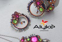 Alyke' gioielli.Creazioni di Valentina A. Platania