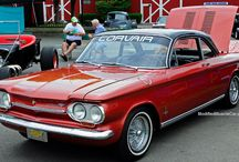 Modified Chevrolet Corvair (1st generation) / Modified Chevrolet Corvair (1st generation)