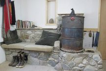 rocket stoves / mass heaters