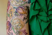 Tattooed / For those that were inked before me. / by koersness