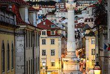 Lisbonne divers quartiers