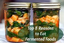 Fermented Foods + Drinks / by Yoreganics