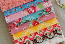 Printed fabrics / by Helena {Rico sin Azucar}