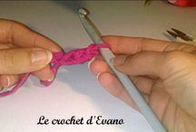 Technique crochet