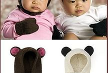 Crochet - Clothing for babies/kids