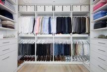 Interiors - Closets