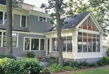 Sunroom Designs for someday / ideas and cools things for future sunroom / by Ernie A. Ford