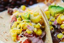Foodie - Taco Thursdays / Taco Thursdays / by Sarah Clark