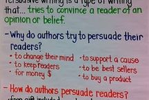 Persuasive Writing / by Jessica Marie